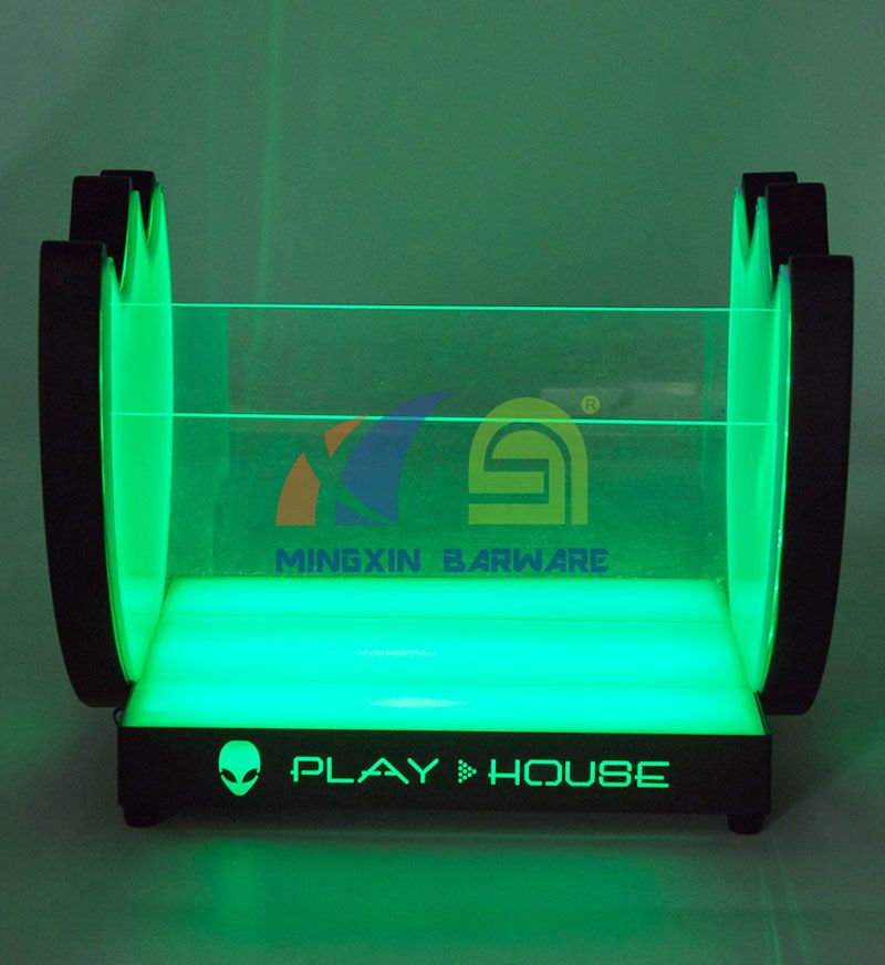 Dome Shape Led Ice Bucket for Night Club