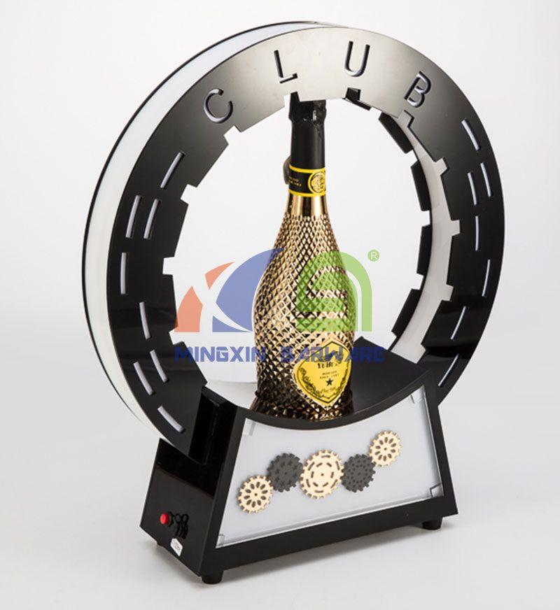 Wheel Bottle Glorifier
