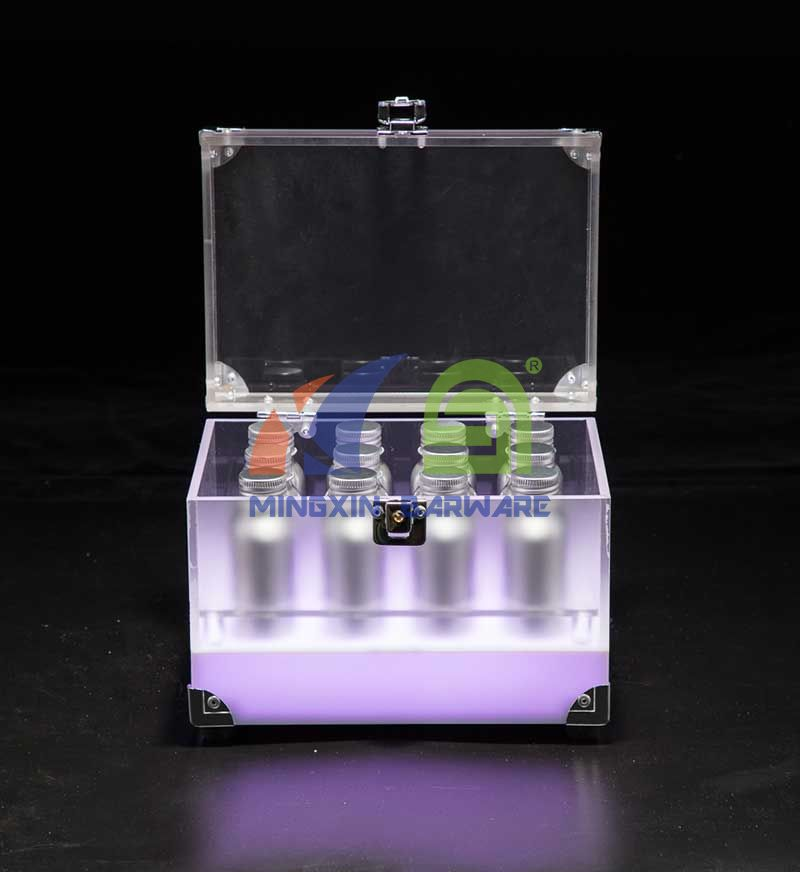 LED Cocktail Bottle Box for 24 bottles
